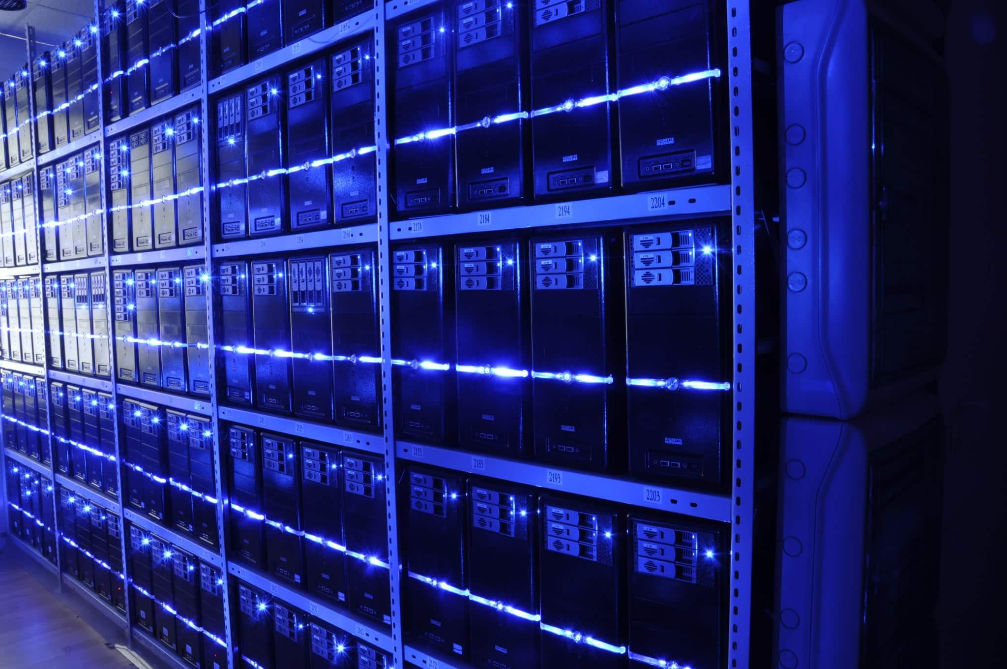 Qui domine le marché des Datacenters ?
