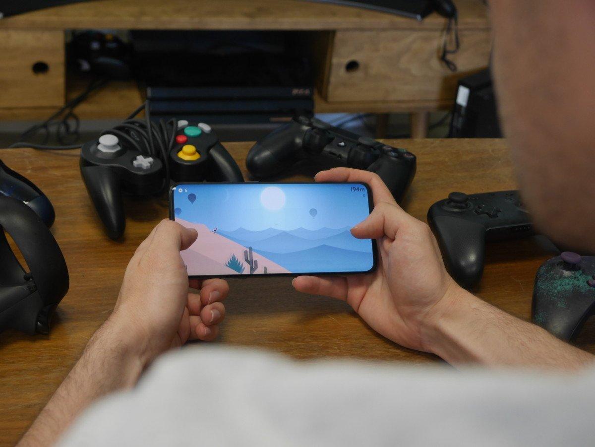 Les meilleures applis de jeux sur smartphone