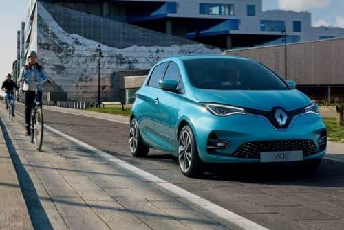 Hausse des ventes des véhicules électriques